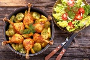 вопросы о еде и кулинарии